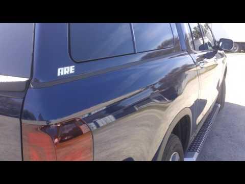 2017 Ridgeline ARE Z Series