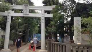 志村熊野神社---東京都板橋区