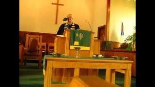 """""""Wrestling Angels not Demons-  PCUSA Pastor Walter Dinkins"""""""