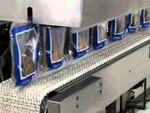 Fas Sprint Revolution Sidepouch 174 Bagging System For Food