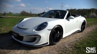 Gemballa Porsche 991 Carrera S 2013 Videos