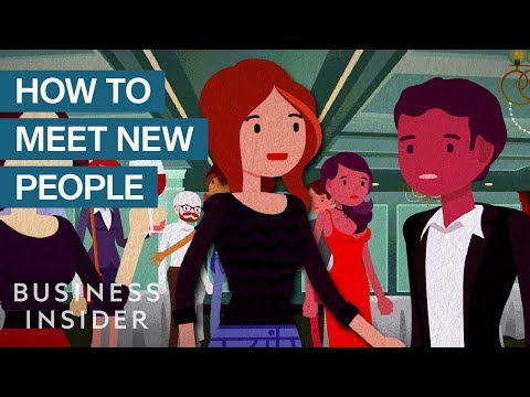 How To Meet New People (Even If You're An Introvert)