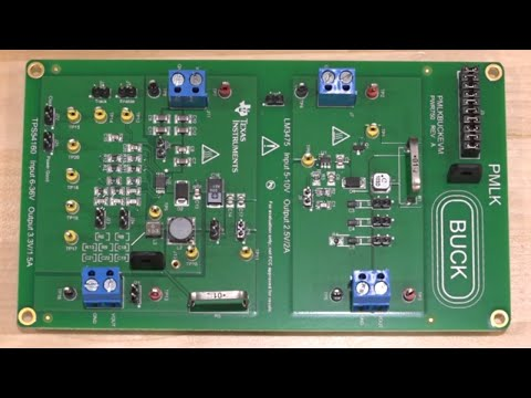 TSP #141 - Texas Instrument TI-PMLK Power Management/Conversion Kit Tutorial, Review & Experiments