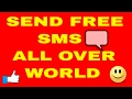 How To Send Free Messages All Over World From Your Mobile