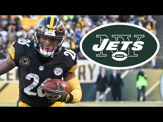 LeVeon Bell Signs with the Jets!