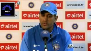 M S Dhoni dubbed Marathi speech funny