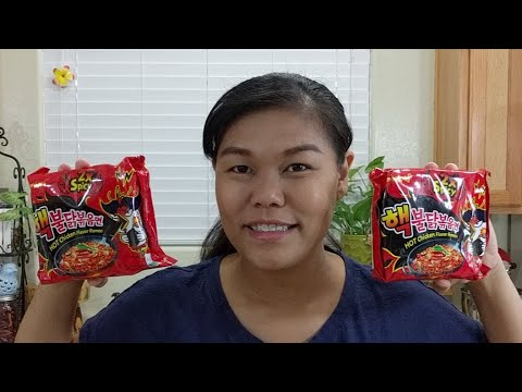 10k Subs! Live Thanks and 2X Spicy Ramen Challenge.