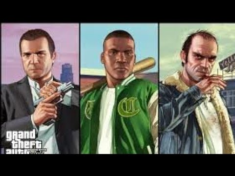 I found out how old the gta v characters are