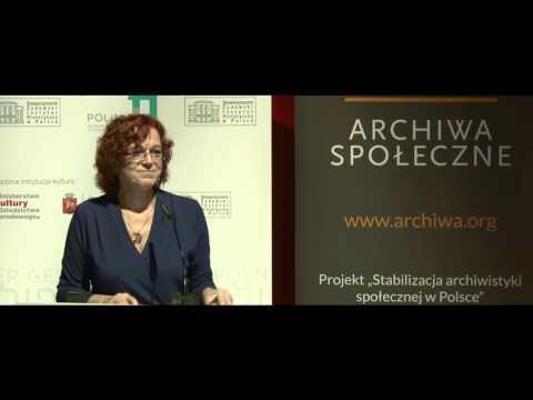 Karta Zasad Archiwów Społecznych - I Kongres Archiwów Społecznych