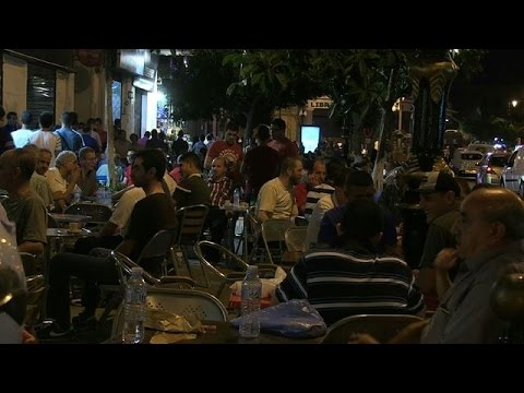 Algiers springs to life during holy month of Ramadan