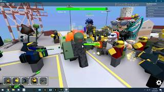 (HARD MODE BEAT) (1080p 60fps!) Tower Defense - Roblox