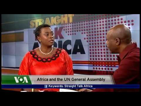 Africa and the UN General Assembly - Straight Talk Africa