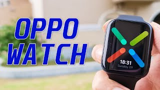 OPPO Watch Unboxing and First Impressions:  The Most Stylish, Smartest Watch for Android! [Hindi]