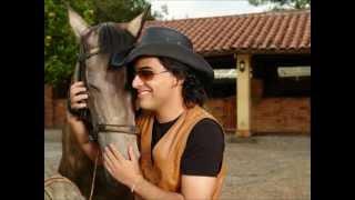 Camilo Martinez-Allá en el rancho grande