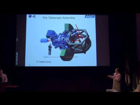 NASA's Stratospheric Observatory for Infrared Astronomy (SOFIA) Presentation at ERAU