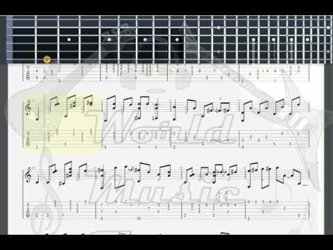 Gershwin, George   I've Got Rhythm GUITAR 1 TAB