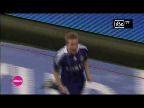 Anderlecht - Standard : Résumé Du Premier Test-match 21/05/2009