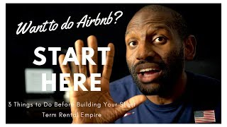Gambar cover How to Start an Airbnb Business | Become an Airbnb Host: 3 Things to Do First