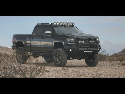 Truckin' Takeover -  Hercules Tires Terra Trac M/T