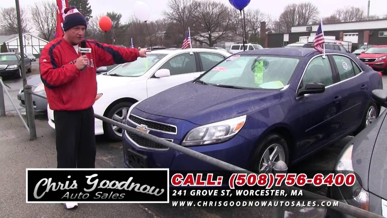 Chris goodnow auto sales april 11 2015 worcester auto for Chris motors auto sales