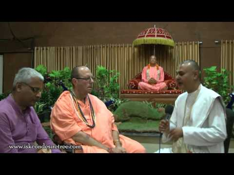 ISKCON Outreach Interview - Jayapataka Swami