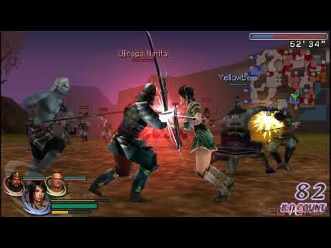 warriors-orochi-2---psp-musou-gameplay-[ppsspp]