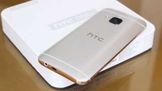 HTC One M9 Prime Camera Edition - recenzja, Mobzilla odc. 289