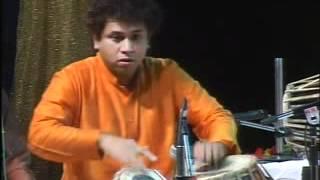 Satyajit Talwalkar - Tabla solo excerpt