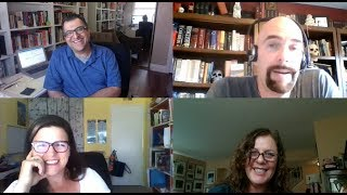 Video Interview for Episode 35 - Lessons Learned from the Novel Intensive Workshop