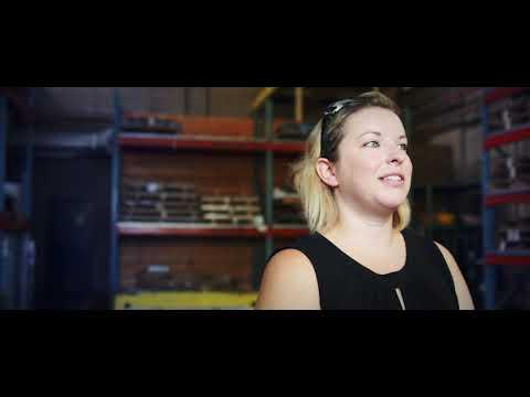 Amanda Deon – Senior Research Technician, ArcelorMittal Dofasco