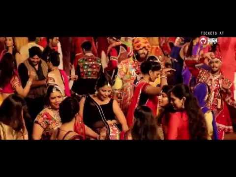 Zuri whitefield bangalore - dandiya event promo