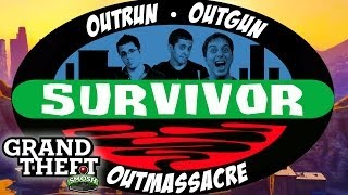 STAYIN' ALIVE IN SURVIVOR MODE (Grand Theft Smosh)