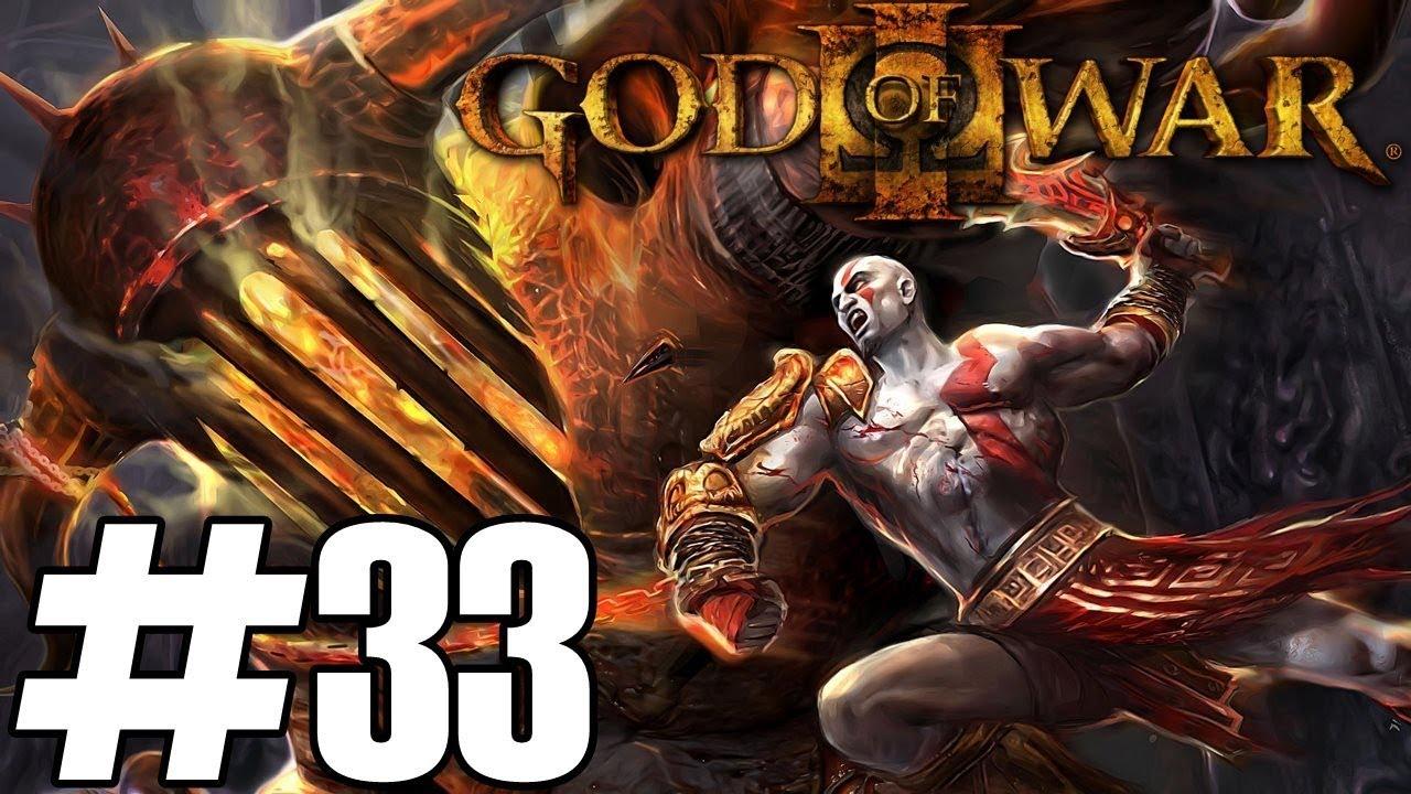 GOD OF WAR 3 - #33: Kratos Vs Zeus Vs Gaia