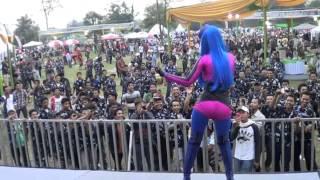 Jenita Janet manggung di Medan