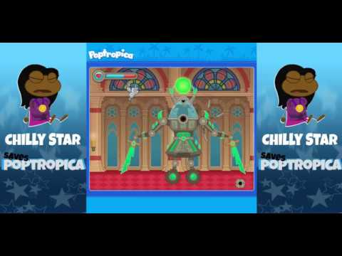 Let's Play Poptropica! Episode 6 – Astro Knights Island (Part 2)
