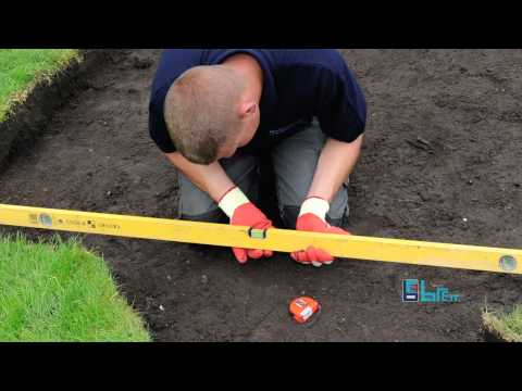 DIY How to Lay a Patio