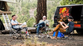 homepage tile video photo for Top Gear America   Behind the Scenes: Overlanding for 5K   Valvoline