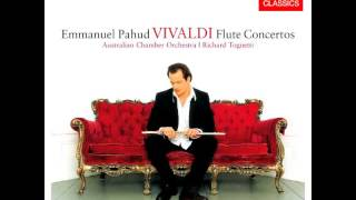EMMANUEL PAHUD - Vivaldi Flute Concertos COMPLETE
