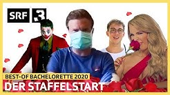 Best-Of Bachelorette 2020 🌹 Staffelstart