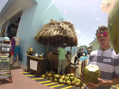 Carnival Cruise - Belize Port