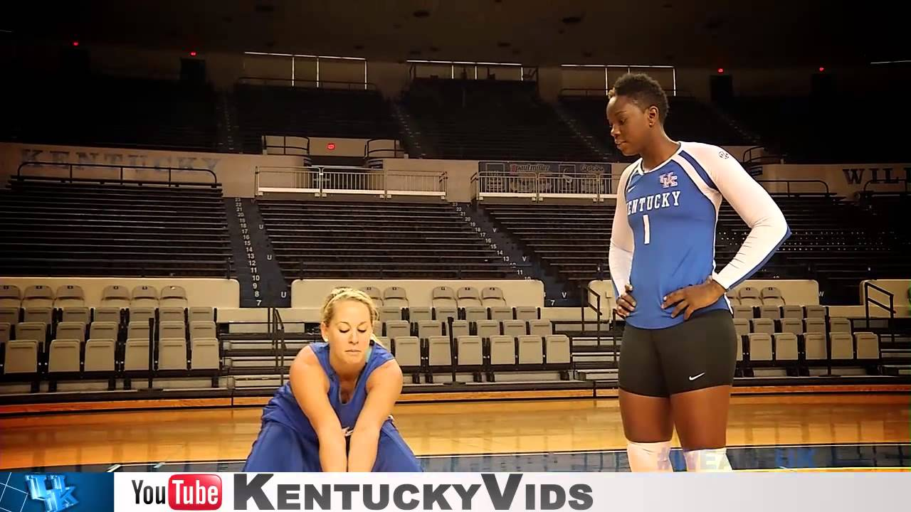 Kentucky Basketball Wildcats Have Found Their Groove: Kentucky Wildcats TV:Catspys 2013 Volleyball