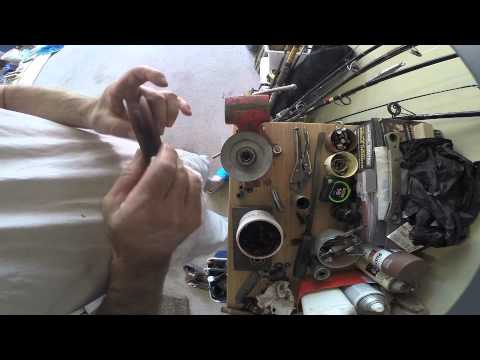 Throw Out Bearing >> Cub Cadet Idler Pulley Repair, replace the bearing, not ...