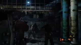 (Xbox 360) RE Revelations 2: Ep 4 - Barry - No escape difficulty / good ending