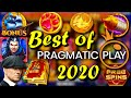 My Top 10 Pragmatic Play big wins 2020 / Best of 2020