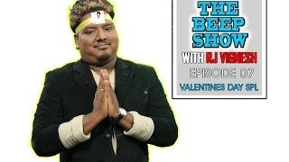 Valentine Day Special | The Beep Show |  Season 1- BS#7 |  RJ Vignesh