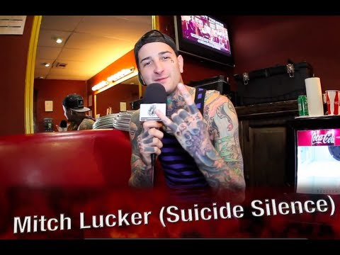 Mitch Lucker (RIP) Discusses All Stars Tour, Recipe For Success & NEW SUICIDE SILENCE Album Plans!