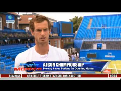 Sports This Morning: Analysing Aegon Championship,Gerry Weber Open Pt 1