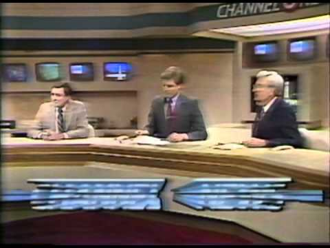 1986 - WRTV Indianapolis Newscast Open