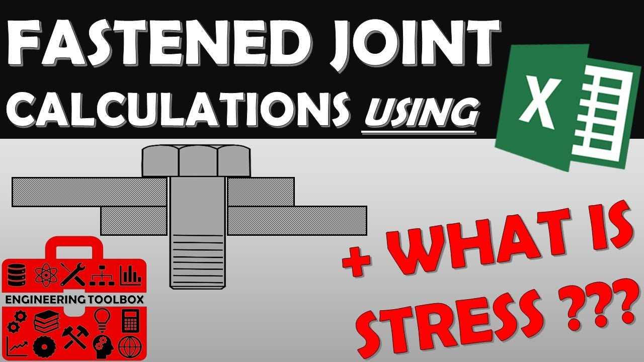 Fastened Joint Calculations in Excel