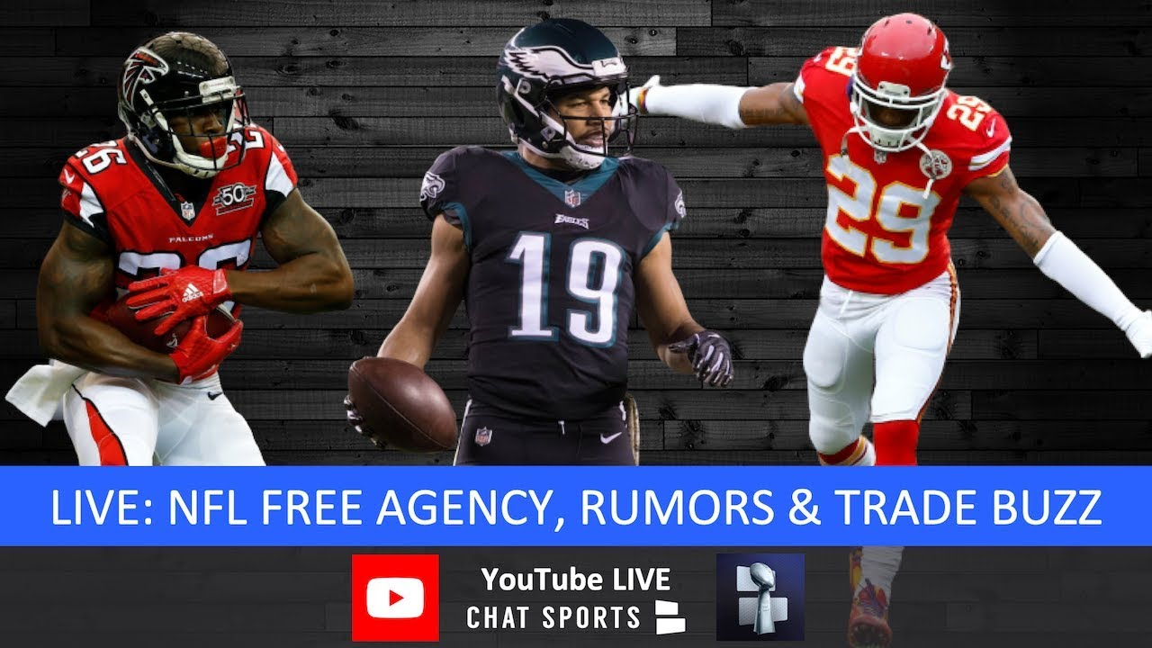 NFL trade tracker: Latest news, player targets, team needs before ...